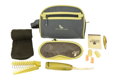 Travel Amenity Kit Kit Airline Airline untuk Hotel / Supermarket