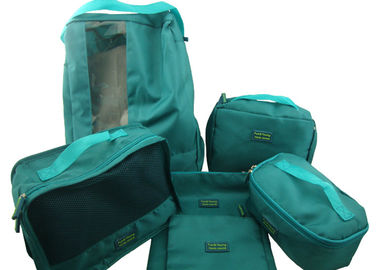 Cina Tas Tas Perjalanan Resuable, Travel Packing Cubes For Packing Clothes pabrik