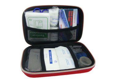 Cina Portable International Travel Medical Kit For Airplane / Vehicle pabrik