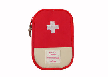Emergency Mini Car Medical Travel First Aid Kit / Rescue Kit With Medical Supplies
